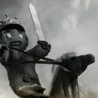 Доблестный рыцарь) :: Maggie Aidan