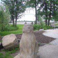 Памятник Казанскому коту :: марина ковшова