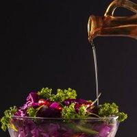 Салат с красной капустой :: Олег Кашаев