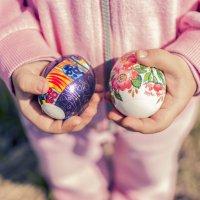 Пасхальные яйца :: Марина Алексеева