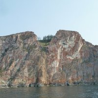 Берег Ольхона со стороны Малого моря :: Галина