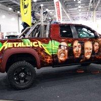 У этой Toyota Tundra явно Metal Heart... :: Борис Русаков