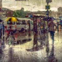 ... И дождь смывает все следы... :: GaL-Lina .