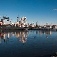 Корабли постоят и ложатся на курс :: Sergey