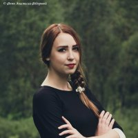 Ксения Арзубова :: Анастасия Фёдорова