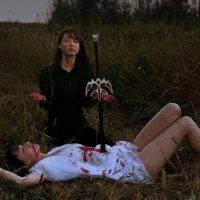 Сентябрь горит, убийца плачет :: Анастасия Гладкова