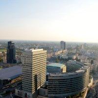Панорама Варшавы :: Dana