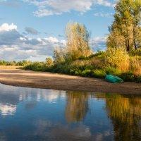 На реке. :: Ольга Воронина