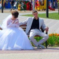 молодые :: Александр Прокудин