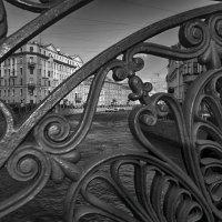 Кружева из чугуна :: Андрей Михайлин