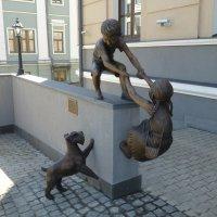 """Скульптурная композиция """"Доверие"""" :: Наиля"""