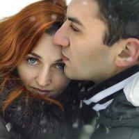 Александр и Елена :: Юлиана Филипцева