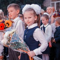 1 сентября :: Ольга Кан