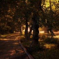 Ночной город :: Кристина Щукина