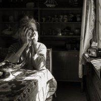 Но о чём эта жизнь  так упорно молчит?! :: Ирина Данилова