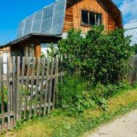 деревянный дом :: Света Кондрашова