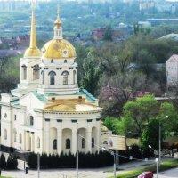 Храм Иоанна Кронштадтского в Ростове- на- Дону :: татьяна