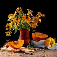 Осень  золотая :: Наталья Казанцева