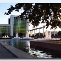Самое сердце столицы Узбекистана-Ташкента.Преддверие площади Независимости! :: Людмила Богданова (Скачко)