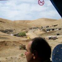 Палестина из окна автобуса :: Галина Pavel