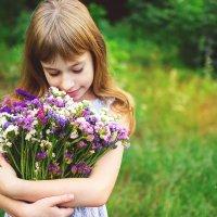 Summer flower :: Анна Ильницкая