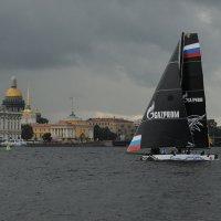 Extreme sailing series, :: tipchik
