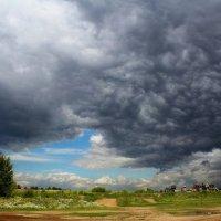 Шикарное небо :: Дарья Юдина