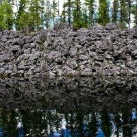 Каменный залив на Телецком озере ! :: Сергей Феоктистов