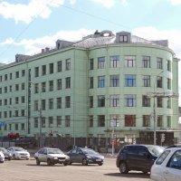 Россия,Москва,Воронцовская улица, 1/3с2А :: Александр Качалин
