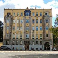 Москва, улица Александра Солженицына, 14 стр. 1 :: Александр Качалин