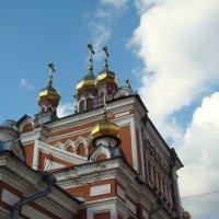 Женский Иверский монастырь :: марина ковшова