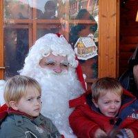 Спасите!Страшный Дед Мороз! :: Оля Богданович