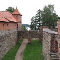 Тракайский замок :: Оксана Кошелева
