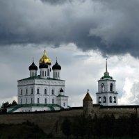 Троицкий собор Псковского Кремля. :: Fededuard Винтанюк