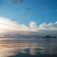Последнее летнее утро Пантикапея. :: Анатолий Щербак