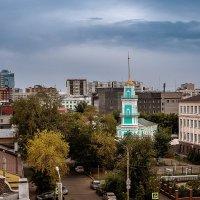 Виды Челябинска. Мечеть :: Марк