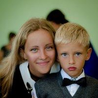 Первое сентября :: Sophiko Gelashvili-Sviridova