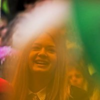 Мир во всех красках радуги :: Алексей Корнеев