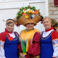 На ярмарке :: Ирина Останина