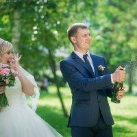 Свадьба Кристины и Андрея :: Ярослава Бакуняева