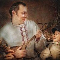 Балалайка 3 струны :: Roman Sergeev