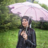 Под дождём :: Albertik Baxton