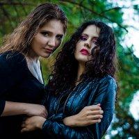 Настя и Ника :: Ольга Степанова