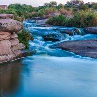Токовский каскадный водопад :: Artem Zelenyuk