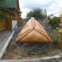 Памятник треугольнику – эчпочмаку :: Наиля