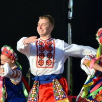 Танцевальное настроение :: Ольга Голубева