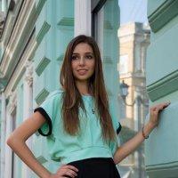 Бирюзовое настроение :: Анастасия Митрофанова