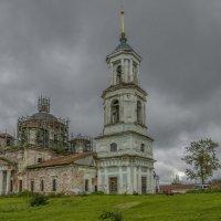 Никольская церковь в Николо-Теребенском женском монастыре. :: Михаил (Skipper A.M.)