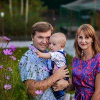Семья :: Анна Удальцова