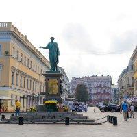 Гуляя по Одессе :: Михаил Кашанин